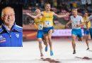 Dubbeltröskel – kontroll i träningen för Kalle Berglund och tränaren Janne Bengtsson