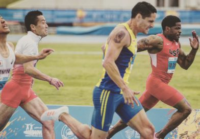 Tvåfaldig världsmästare – möt sprintern Lion Martinez