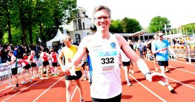 Tre frågor till: Jonny Danielsson om hans rekord och framtida 10 000 m-löpare