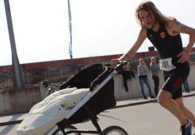 John Kingstedt – pappan och löparen med världsrekord i barnvagnslöpning